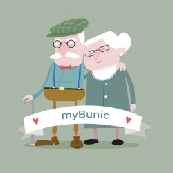 myBunic - Solutia care te scapa de grija celor de acasa