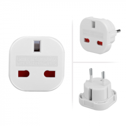 Adaptor priza UK la EU