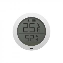 Senzor de temperatura si umiditate cu afisaj LCD, Bluetooth, rotund