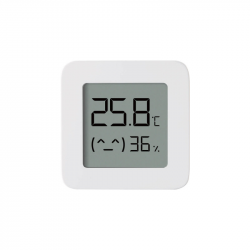 Senzor de temperatura si umiditate cu afisaj LCD, Bluetooth, patrat